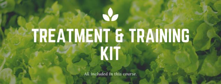 Treatment & Training kit